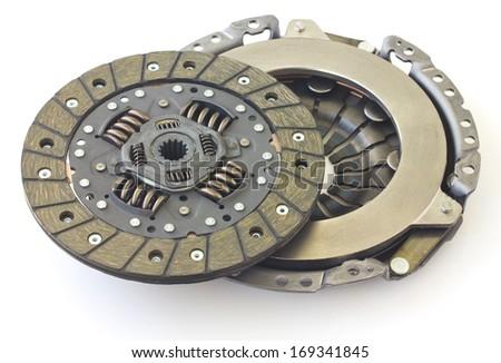 Car clutch - stock photo