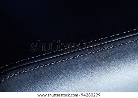 car cockpit background . macro shoot - stock photo