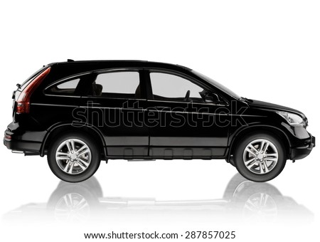 Car, Convertible, Old. - stock photo