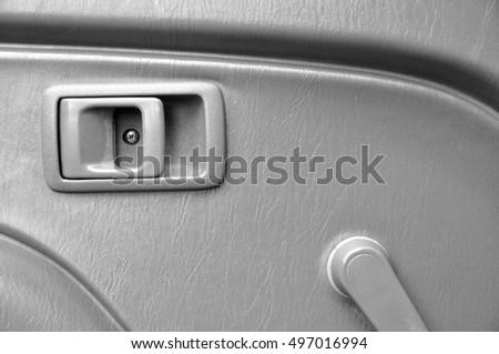 inside car door handle. brilliant door car door inside with handle and manual window regulator inside door handle