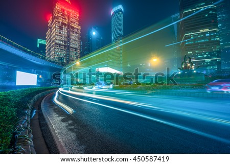 car driving on road in city