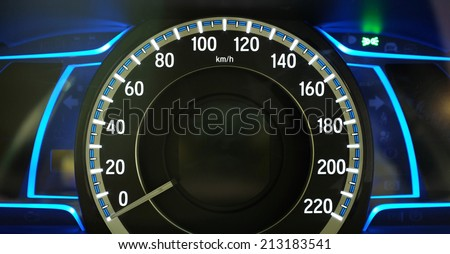 Car instrument panel, Car Dashboard