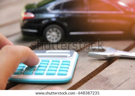 buy new car calculator