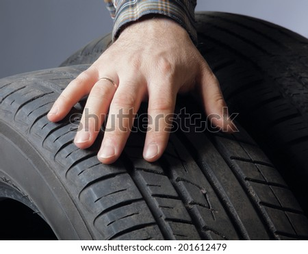 Car service - stock photo