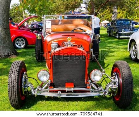 Car Show California Sep Stock Photo Shutterstock - Paso robles car show