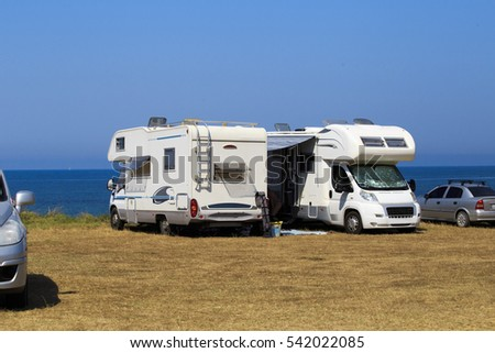 Traveling In Mexico In Travel Trailer