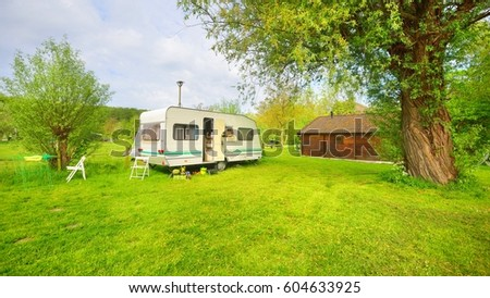 Motor Home Stock Images Royalty Free Images Amp Vectors