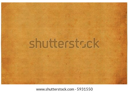 Carboard texture - stock photo