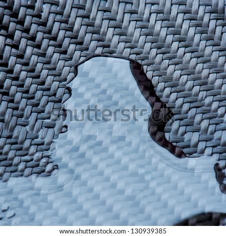 carbon - stock photo