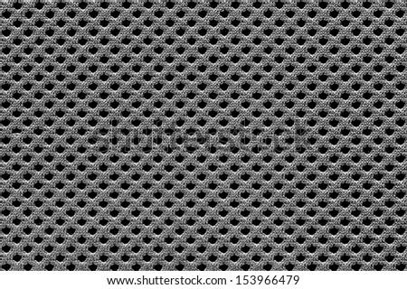 Carbon fiber background - stock photo