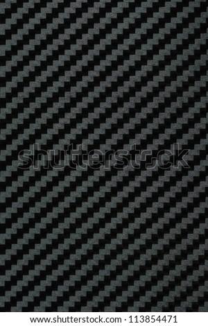 Carbon fiber background. Black texture - stock photo