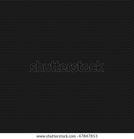 Carbon Fiber (Carbon Fibre) is a lightweight but very strong material. Seamless texture - stock photo