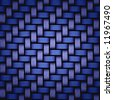 Carbon fiber weave detail 3d render (seamless background tile) - stock photo