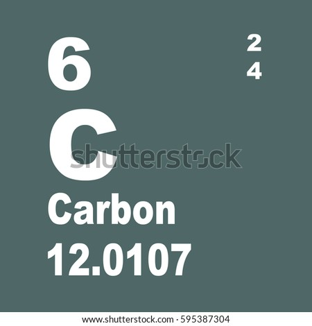 Carbon periodic table elements stock illustration 595387304 carbon periodic table of elements urtaz Choice Image