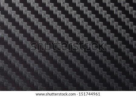 carbon texture. - stock photo