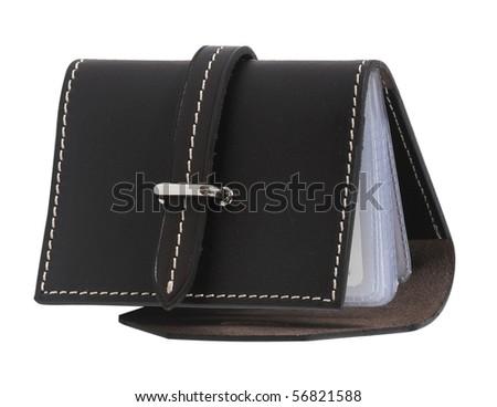 card holder - stock photo