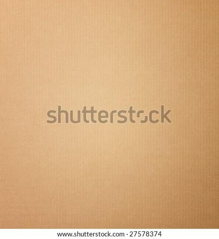 Cardboard - stock photo