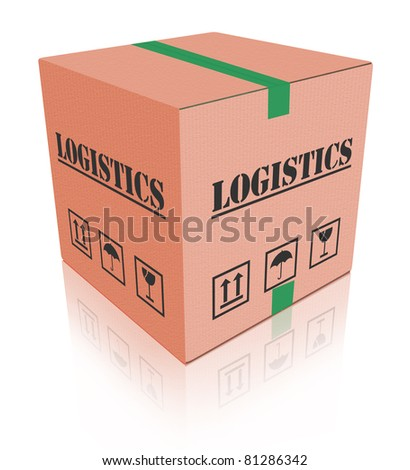 cardboard box storage box for logistics