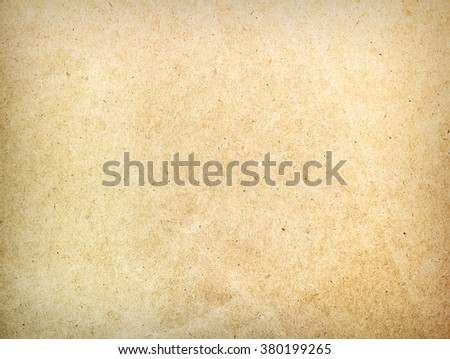 Cardboard paper texture background