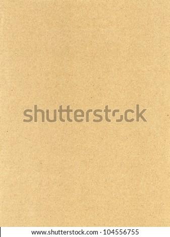 Cardboard texture - stock photo