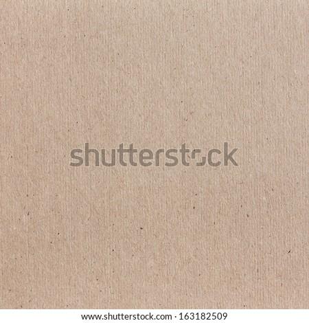 Cardboard Texture, Pattern - stock photo
