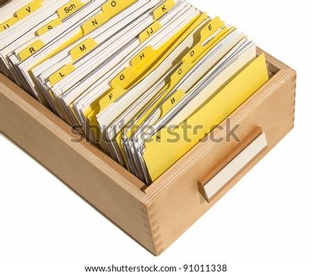 cardbox - stock photo