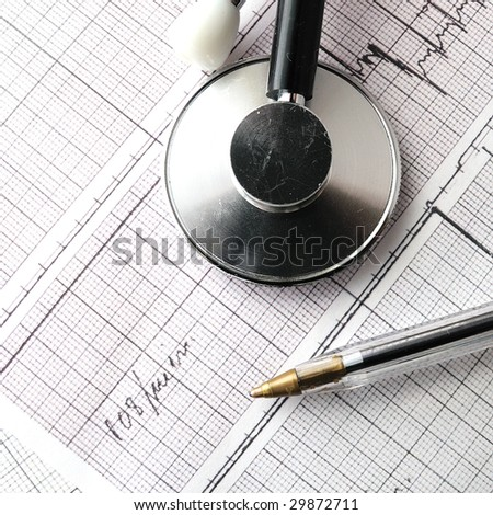 Cardiologist - stock photo