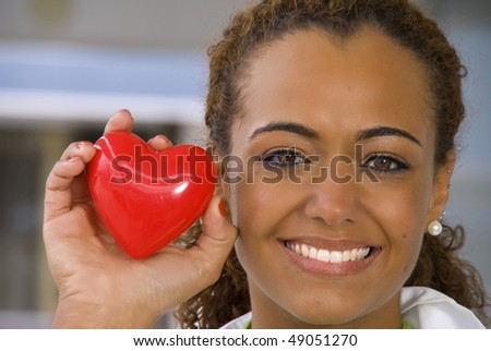 Cardiologist - stock photo