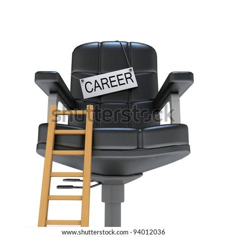 Career. - stock photo