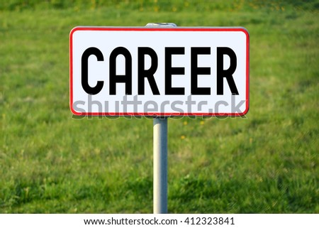 Career signpost
