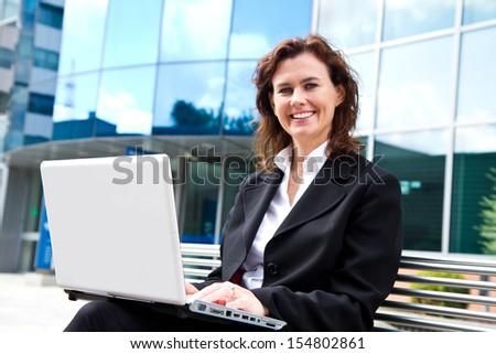career woman  - stock photo