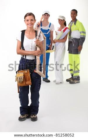 Careers - stock photo