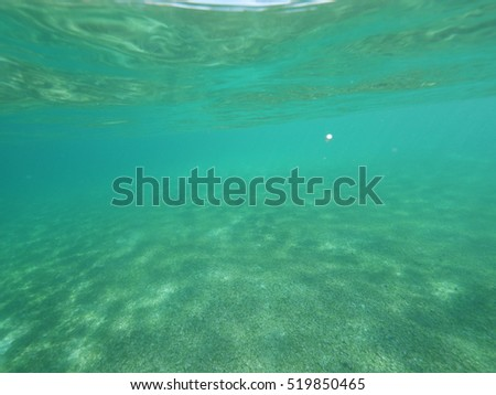 caribbean sea split level