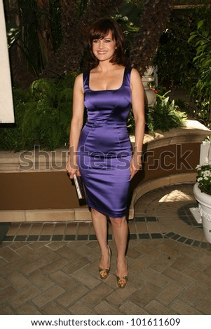 Carla Gugino at The Hollywood Foreign Press Association Annual Installation Luncheon, Four Seasons Hotel, Beverly Hills, CA. 07-28-10