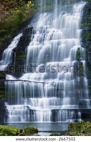 Carmac Falls - stock photo