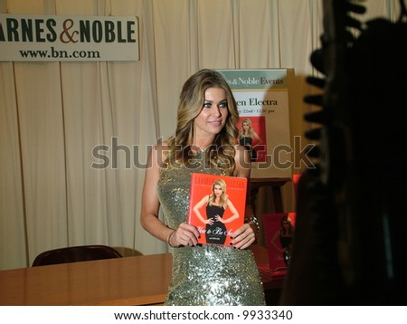 Carmen Electra - stock photo