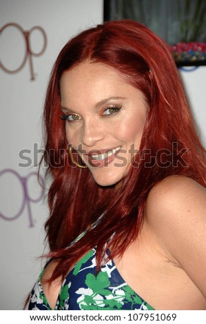 Carmit Bachar  at the OP Clothing Launch Party. Private Residence, Beverly Hills, CA. 06-03-08