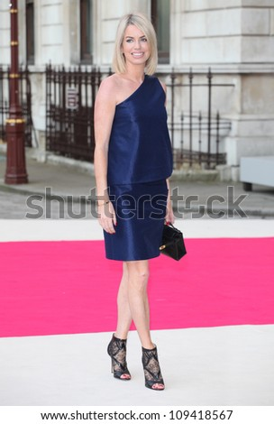 Caroline Stanbury arriving for the Royal Academy of Arts Summer Exhibition Party, at the Royal Academy of Arts, London. 30/05/2012 Picture by: Alexandra Glen / Featureflash