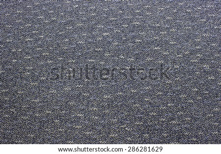 carpeted floor - stock photo