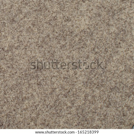 Carpeted surfaces - stock photo