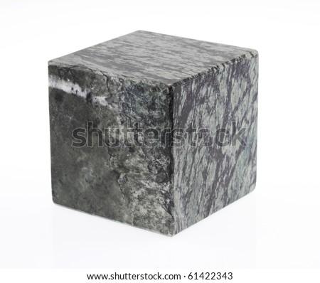 Carrara marble - stock photo