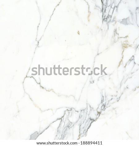 Carrara marble. Marble texture. White stone background. Bianco Venatino Marble - stock photo