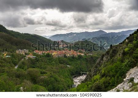 Carrara, Tuscany, Italy - stock photo