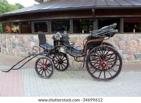 Carriage - stock photo