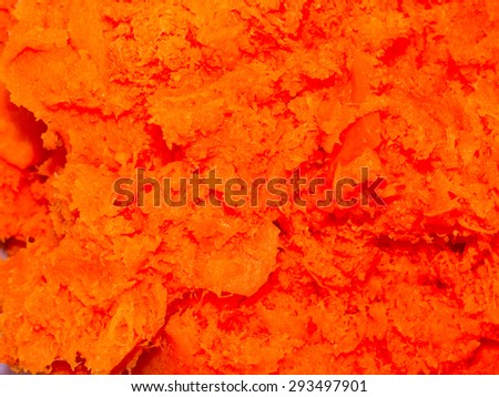 Carrot background. - stock photo