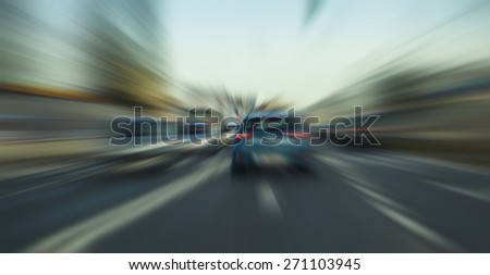 cars on highway on daytime,abstract speed background