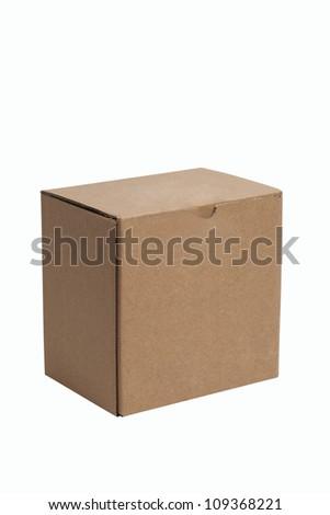 carton - stock photo