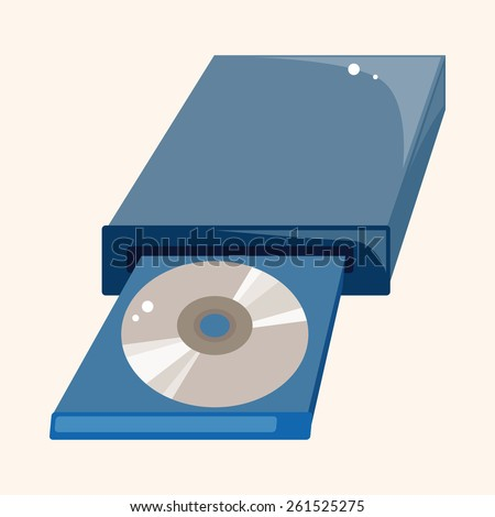 cartoon CD-ROM
