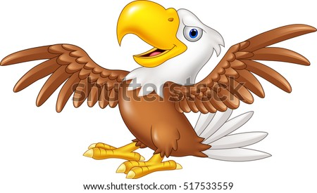 Cartoon Eagle Stock Images, Royalty-Free Images & Vectors ... Baby Eagle Flying Cartoon