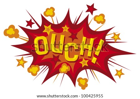 Ouch Stock Photos Images amp Pictures Shutterstock